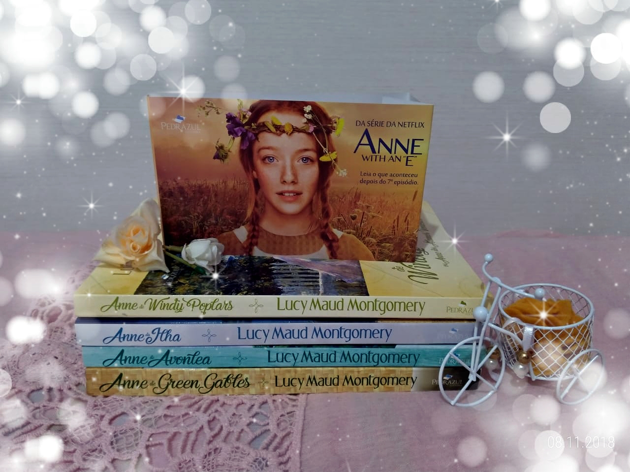 Resenha Anne De Windy Poplars Anne De Green Gables 4 Clube