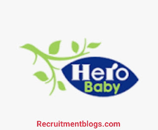 Fresh Product Specialists At Hero Baby   Pharmacist or Vet.
