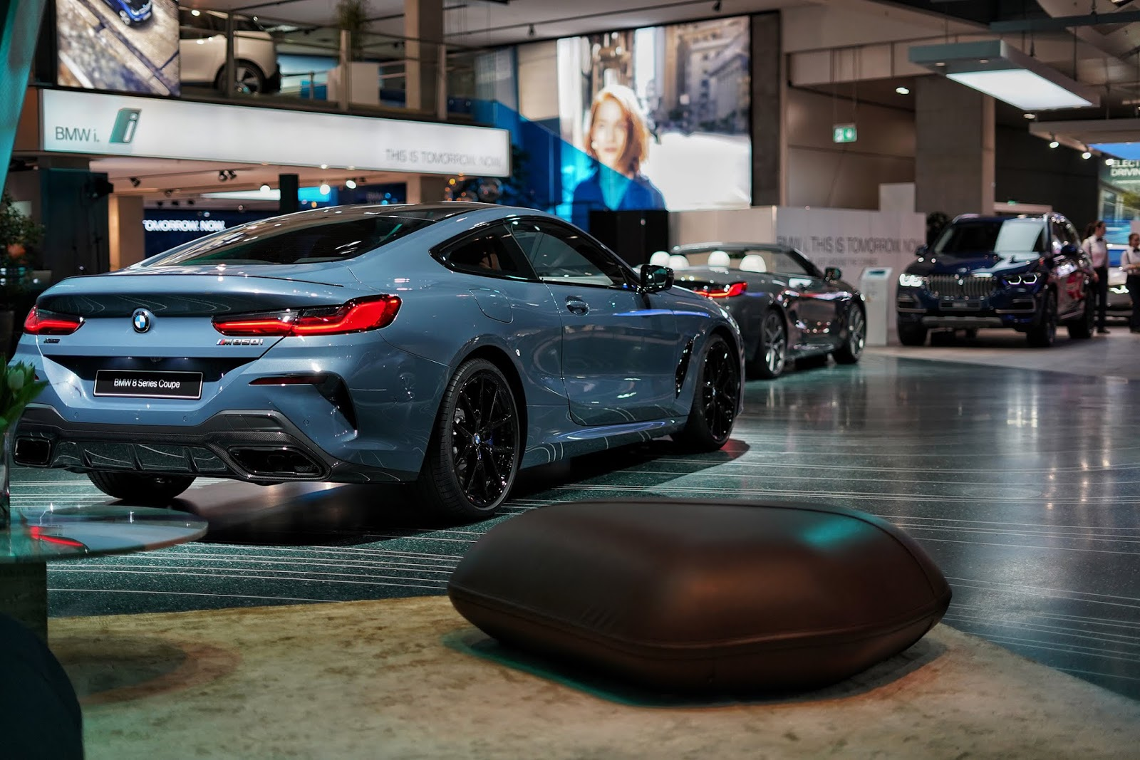 Progressive Luxury Meets Creative Excellence By Bmw Dennmitch