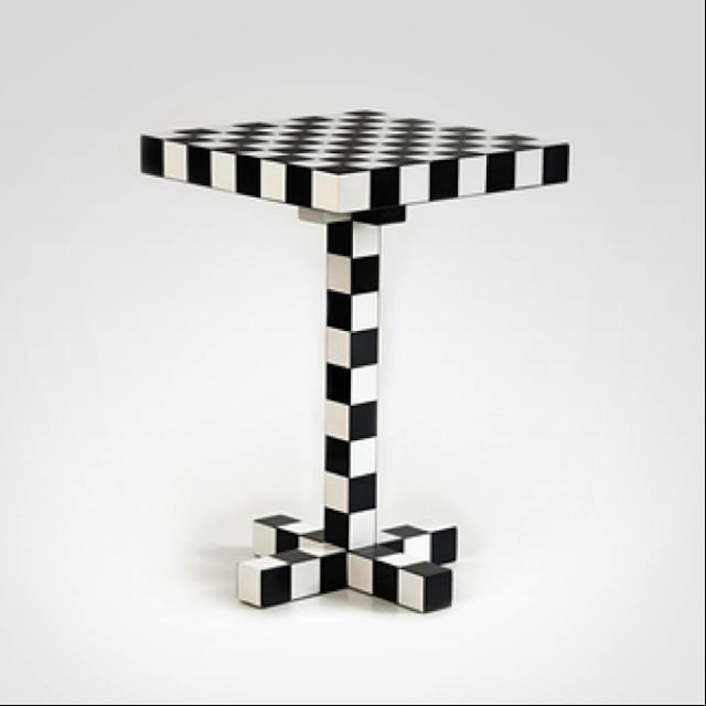 xadrez preto e branco
