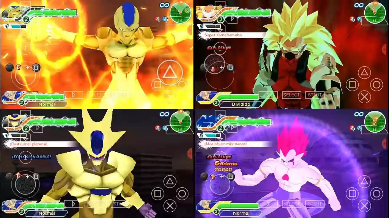 Dragon Ball Heroes DBZ TTT MOD