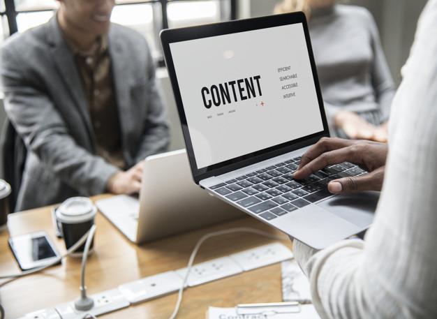 10 Cara Mencari Ide Konten Blog Website Bisnis Anda yang Dijamin Menarik  Pembaca | Penulis Konten