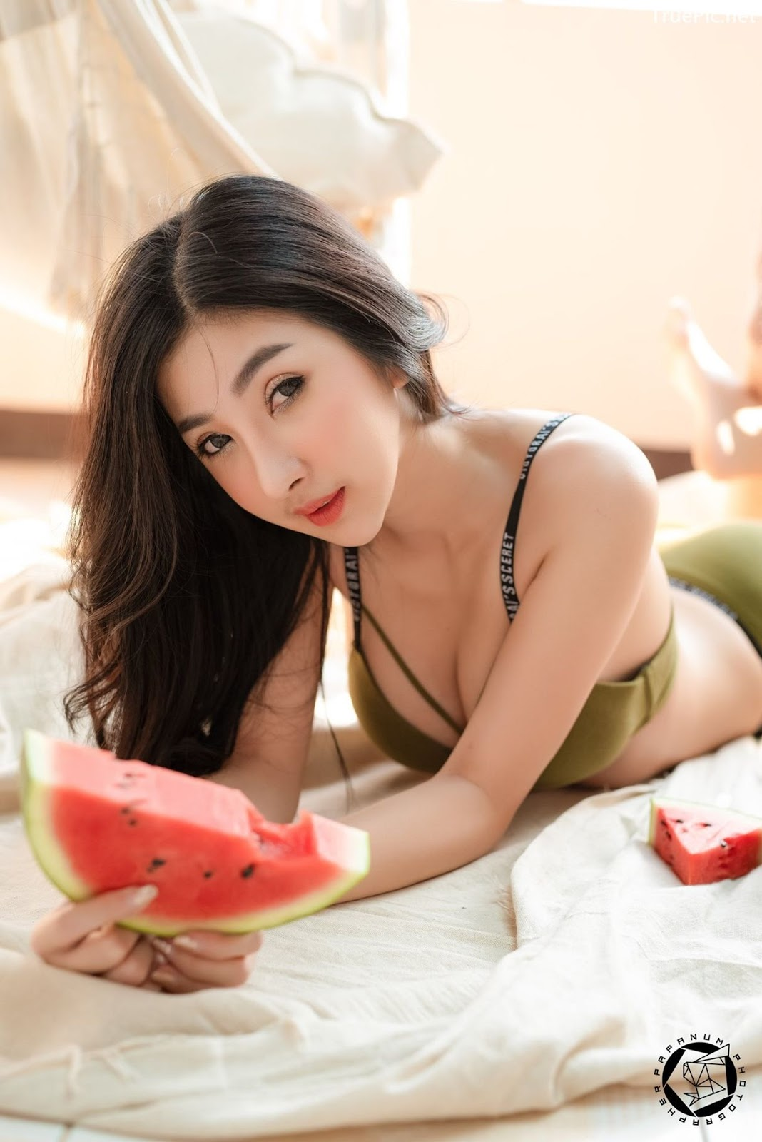 Image-Thailand-Sexy-Model-Pattamaporn-Keawkum-Concept-Sweet-Watermelon-TruePic.net- Picture-7