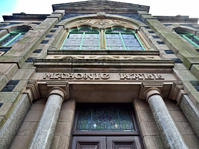 St.Austell Masonic Hall, Cornwall