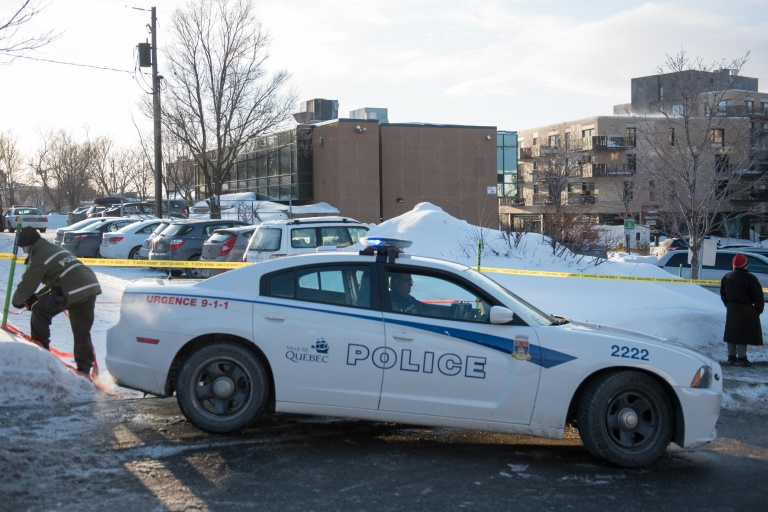 Some 50 people were in the mosque of the Islamic Cultural Center in Quebec City at the time of the attack
