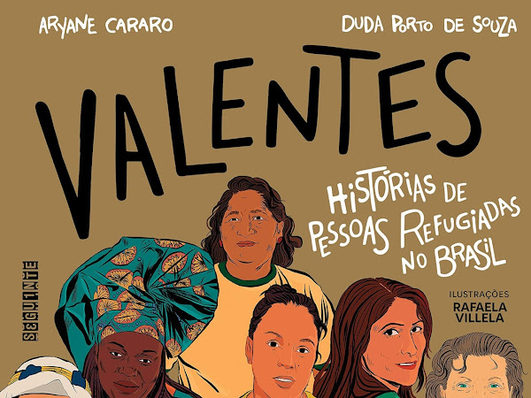 Resenha: Valentes, de Duda Porto Souza, Aryane Cararo e Seguinte (Grupo Companhia das Letras)
