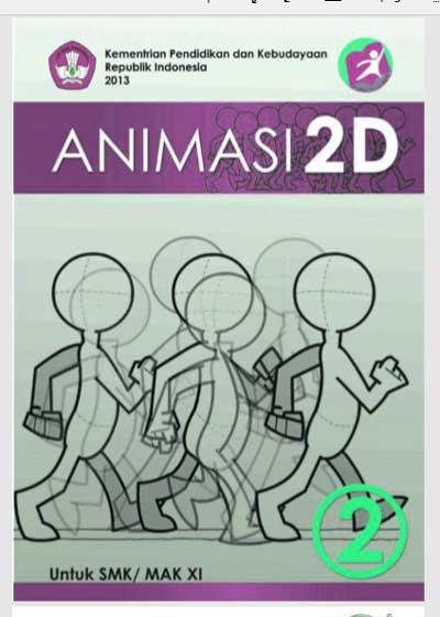 Buku Siswa Animasi 2D SMK Kelas 12 Semester 2 Kurikulum 13