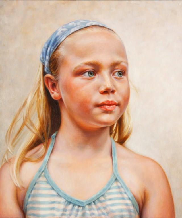 Ню и портреты в изобразительном искусстве. Susannah Martin 16+ 16