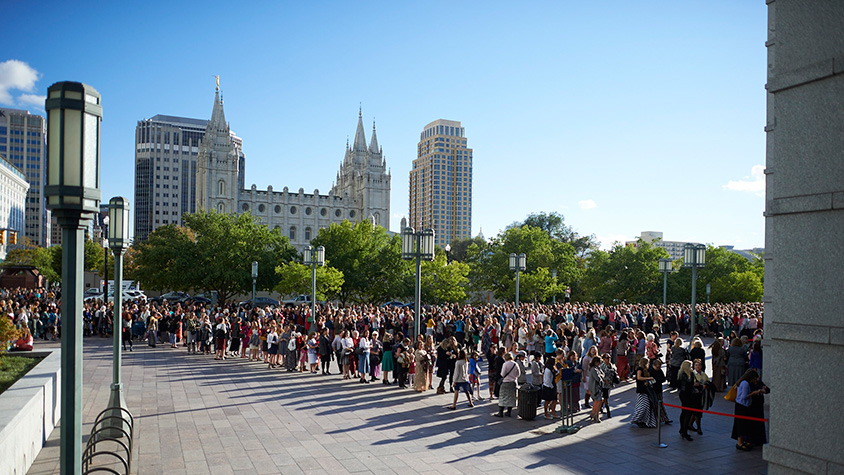 59 Thoughts from LDS Church General Conference (October 2016)