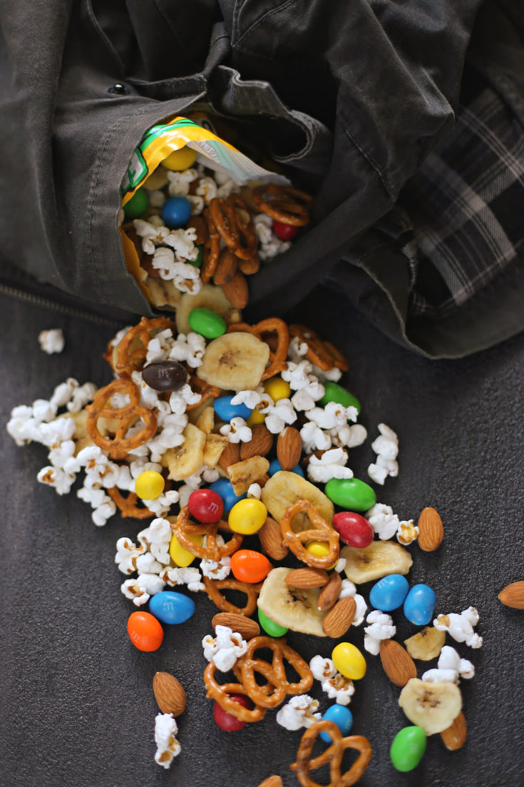 Wendigo Hunting M&M's Trail Mix | Supernatural