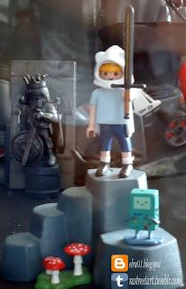 hora de aventura playmobyl