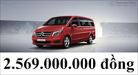 Giá xe Mercedes V220 d Avantgarde