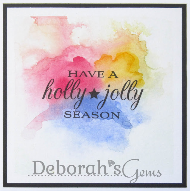 Holly Jolly Season - photo by Deborah Frings - Deborah's Gems