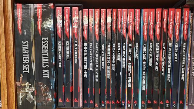 D&D 5e Collection