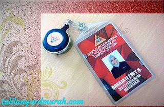 Jual tali gantungan ID card keren harga murah di Jakarta