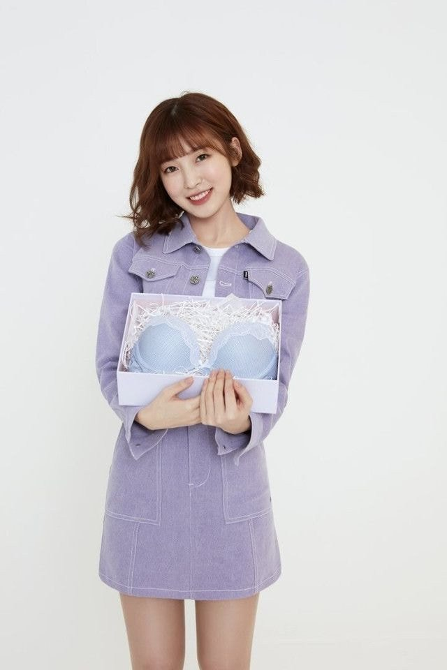 Oh My Girl's Arin Become a Model of 'NONSTOP BYC' Women's Underwear, Here's Netizens Reaction