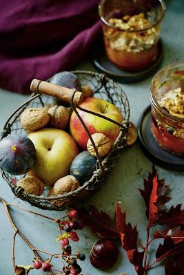 noix , amandes , automne , recette rapide , cuisine healthy
