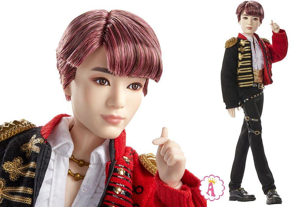 Кен Чонгук коллекционная кукла Jung Kook BTS Prestige doll