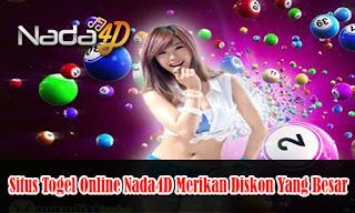 Situs Togel Online Nada4D Merikan Diskon Yang Besar