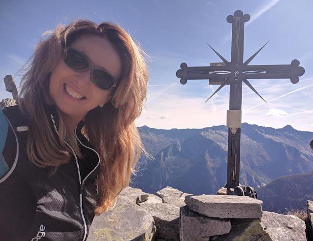 Pizzo Croce - Faderhorn  Ph:Graziella Marini