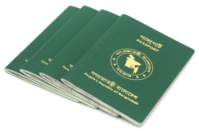 Bangladesh's passport weakens