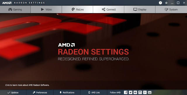 AMD ReLive, akhirnya sudah bisa muncul