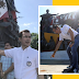 Manila Mayor Isko Moreno steps on human 'Sh*t' in Bonifacio Monument, sacked police chief