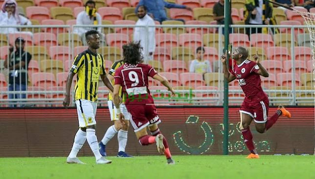 مشاهدة مباراة الاتحاد والفيصلي بث مباشر