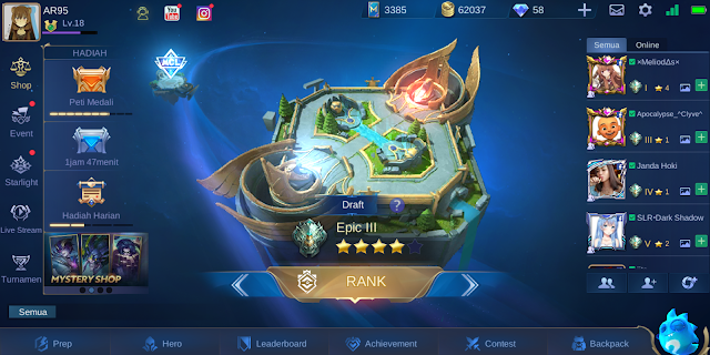 Download Mobile Legends Versi 2