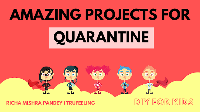 Some DIY projects for this quarantine