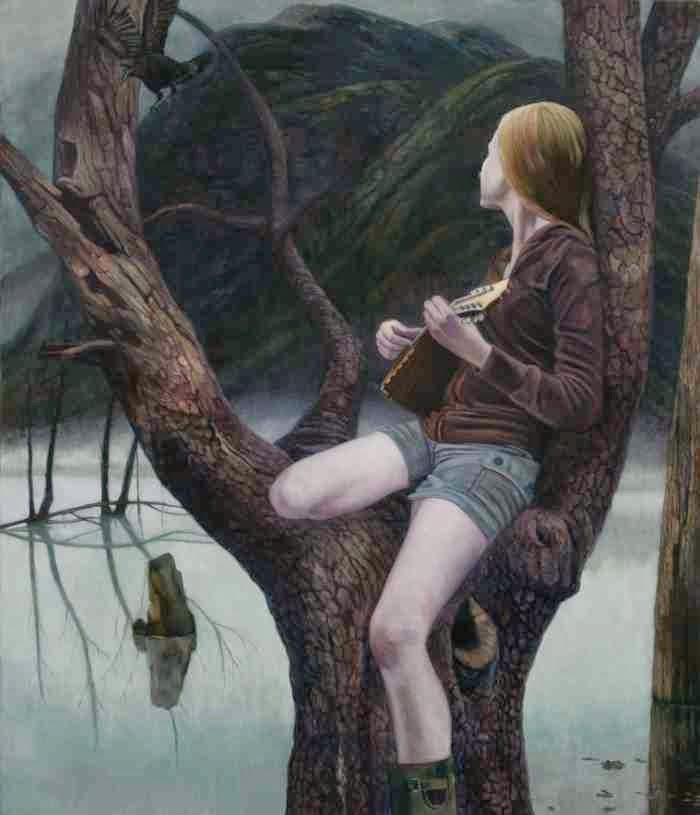 Мистические картины. Christer Karlstad