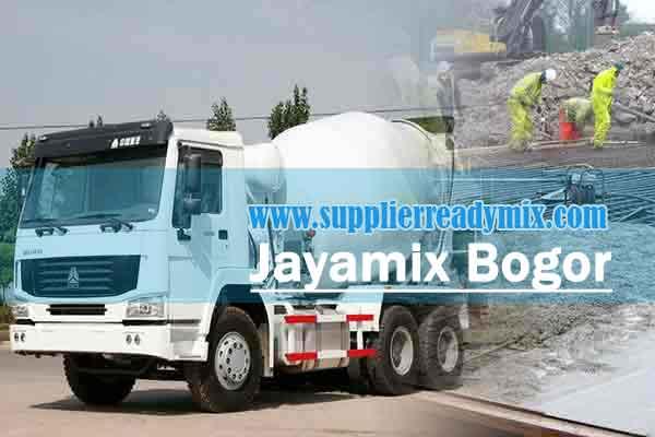 Harga Beton Jayamix Bojonggede