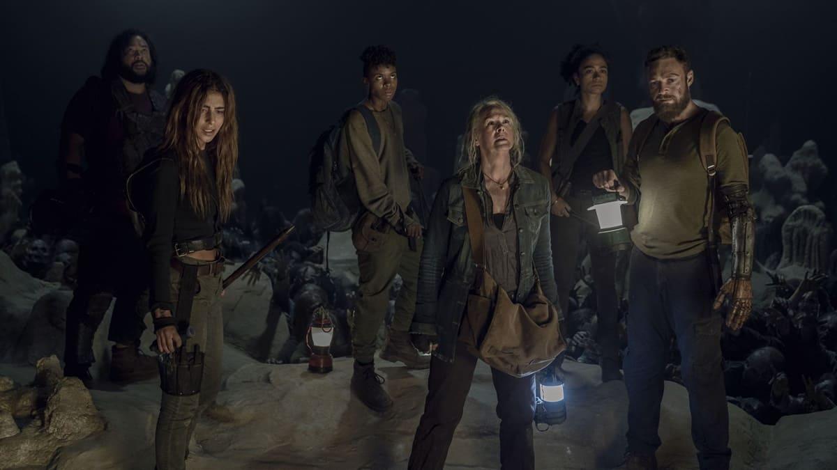 The Walking Dead  Resgate em teaser do próximo episódio