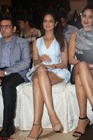 Shanvi Looks super cute in Small Mini Dress at IIFA Utsavam Awards press meet 27th March 2017 94.JPG