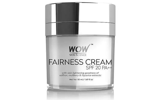 Fairness Creams,Wow Fairness cream