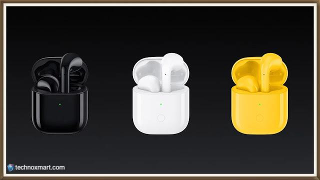 realme,realme buds,buds air truly wireless,realme air buds truly wireless earphones,realme wireless earphones,realme buds air,