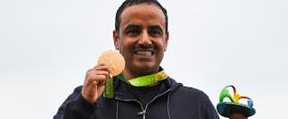 Fehaid Al Deehani atlet olimpiade independen