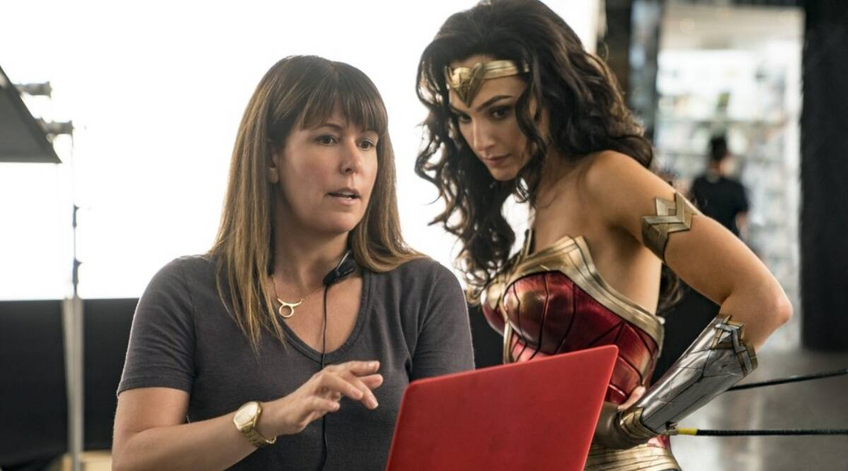 The director of Wonder Woman 1984 says the streaming premiere was