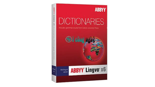تحميل برنامج ABBYY Lingvo X6 Professional كامل مع التفعيل