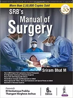 Download SRB's Manual of Surgery 6th Edition PDF