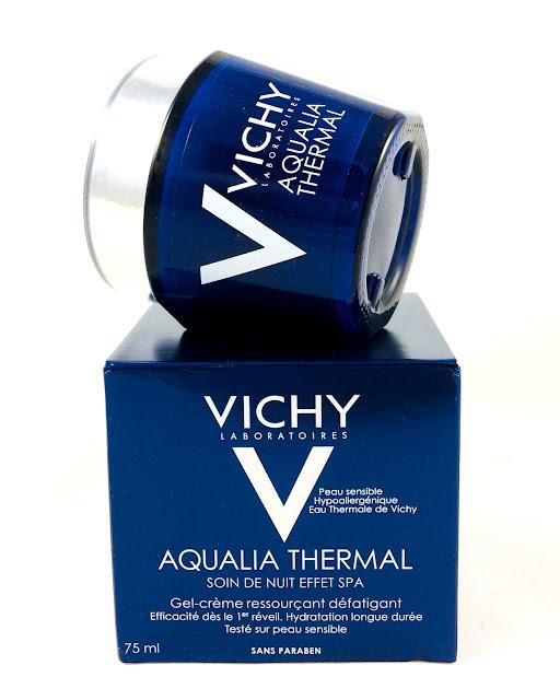 VICHY  Aqualia Thermal Soin de Nuit Effet Spa
