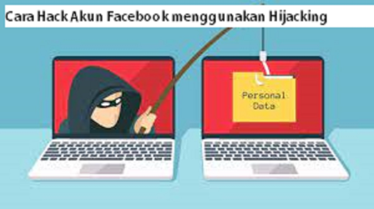 Cara Hack Akun Facebook menggunakan Hijacking Session