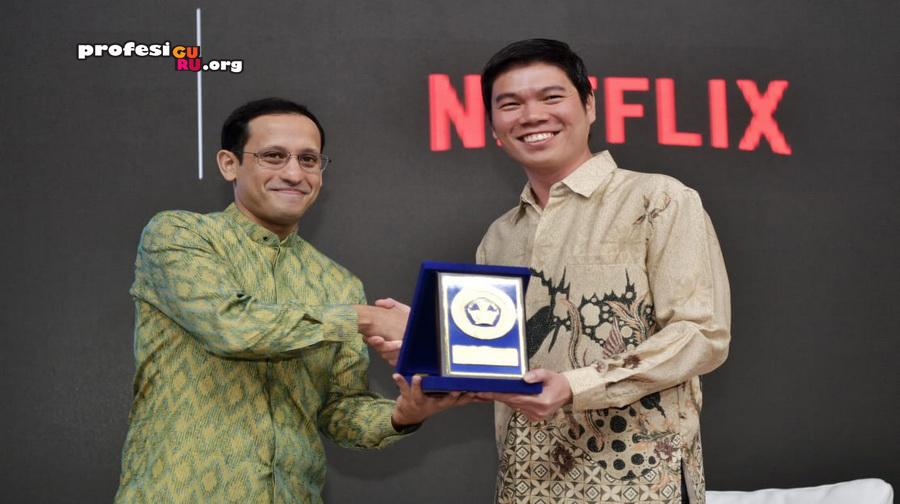 Kemendikbud Jalin Kemitraan dengan Netflix untuk Kembangkan SDM Perfilman Indonesia