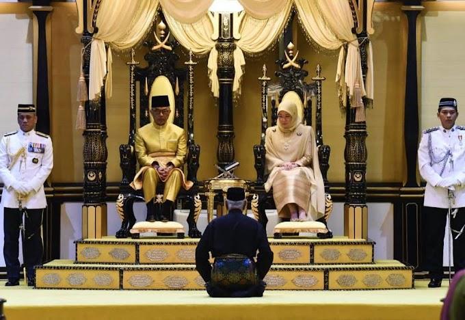 8 Jun 2020 - Tarikh Hari Keputeraan Yang di-Pertuan Agong XVI