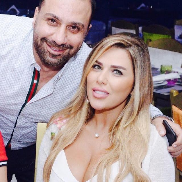 الاعلامية رانيا ميال أيقونة الجمال  اللبناني