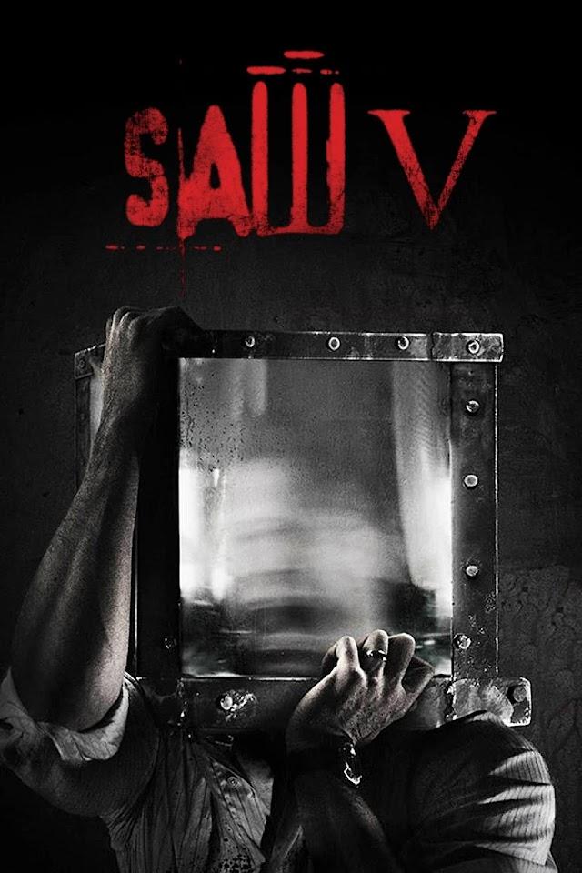 Saw V Unrated 2008 x264 720p Esub BluRay Dual Audio English Hindi THE GOPI SAHI