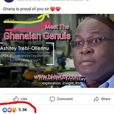 Ghanaian Genus