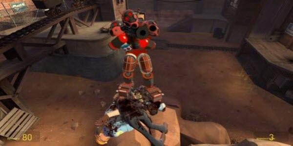 تحميل لعبة فريق القلعة 2 للحاسوب برابط مباشر