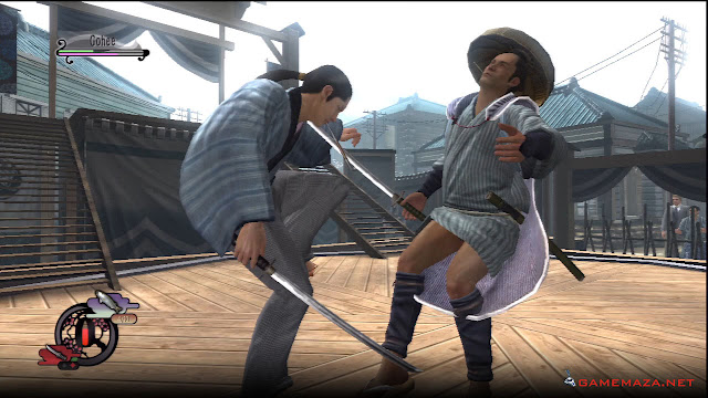 Way of the Samurai 4 Gameplay Screenshot 2