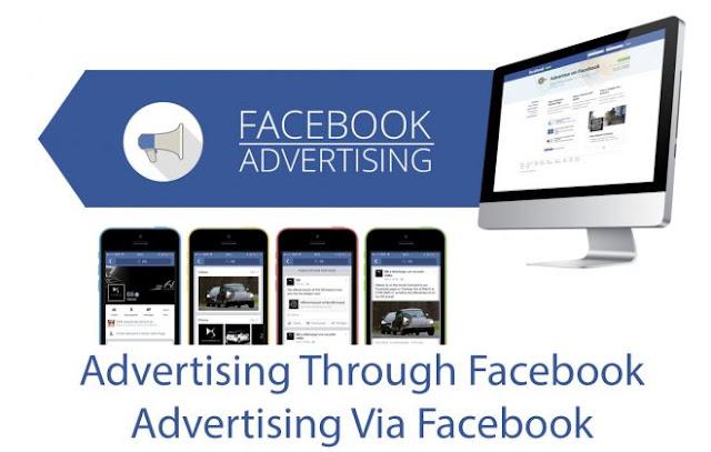 Advertising Through Facebook | Advertising Via Facebook